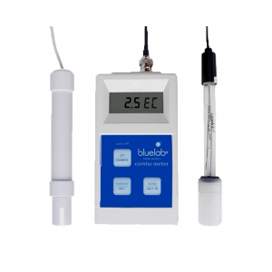 bluelab combo meter ph/ec/temp