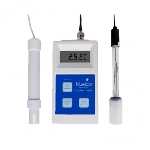 bluelab combo meter ph/ec/temp