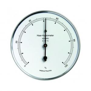 hygrometer-echt-haar-111-chroom