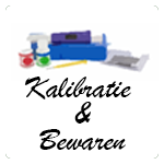 Calibratie & Bewaren