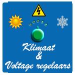 Klimaat & Voltage regelaars