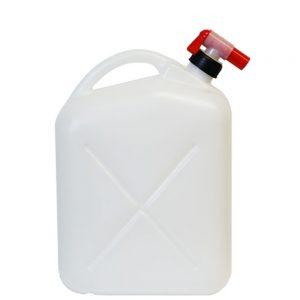 Jerrycan 10 liter met tap