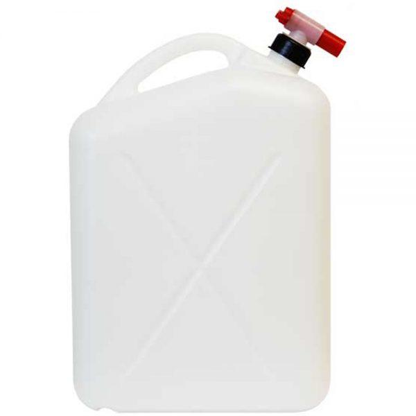 Jerrycan 20 liter met tap