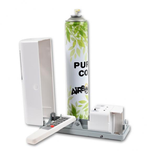 Airbomz CO² dispenser