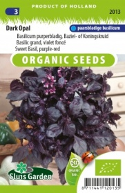 Basilicum purpureum Dark Opal