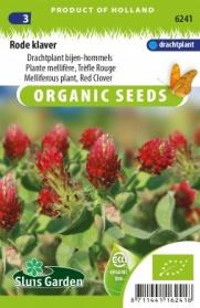 Drachtplant bijen-hommels Rode Klaver