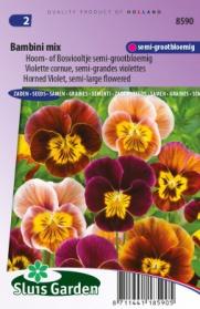 Hoorn- of Bosviooltje