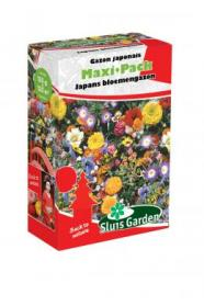 Mengsel Japans bloemengazon Maxi-Pack