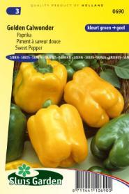Paprika Golden Calwonder