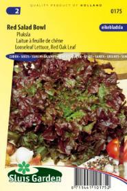 Pluksla Red Salad Bowl