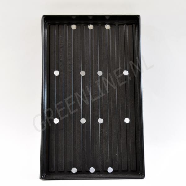 modiform-zwart-plastic-tray-met-drainage