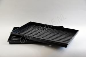 Modiform plastic tray